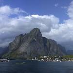 Veduta di Reine, Lofoten