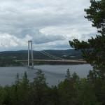 Il ponte di Veda in Svezia